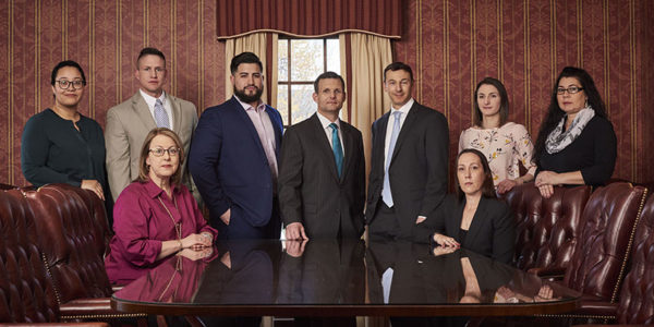 Charlotte Law Firm Office Staff