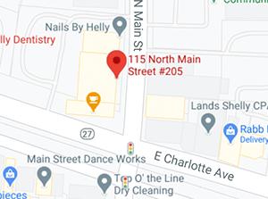 Mt Holly, North Carolina Law Office Location